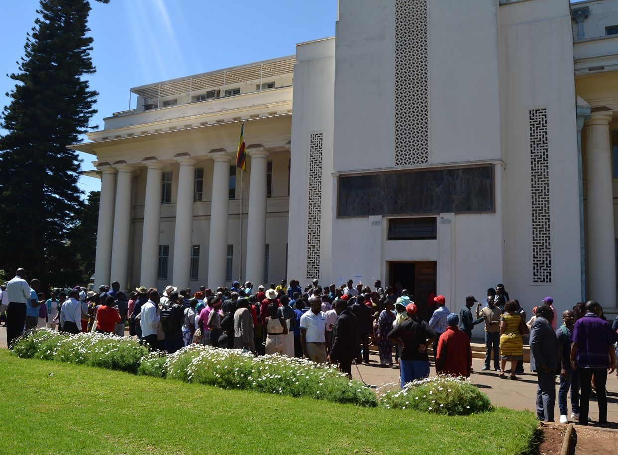 Bulawayo City Hall